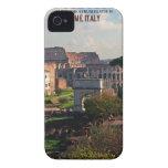 Roma - Colosseum del foro Case-Mate iPhone 4 Funda