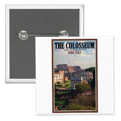 Roma - Colosseum del foro Pin