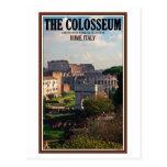 Roma - Colosseum del foro Tarjetas Postales