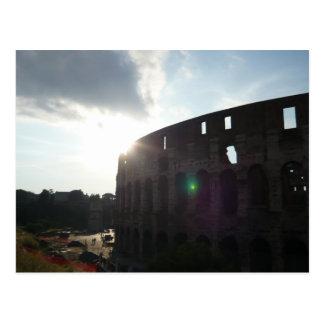 Roma Colosseum Postales