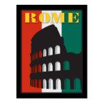 Roma Colosseum Tarjeta Postal