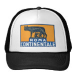 Roma Continentale Mesh Hat