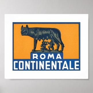 Roma Continentale Impresiones