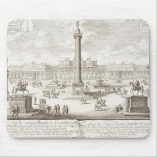 Roma cuadrada de Trajan, 'de historis del einer de Tapetes De Raton