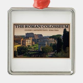 Roma - el foro y el Colosseum romanos Ornaments Para Arbol De Navidad