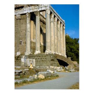 Roma, en el foro postal