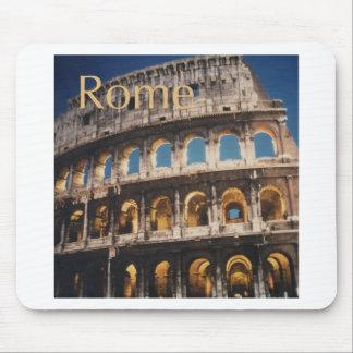 Roma en la noche tapete de raton