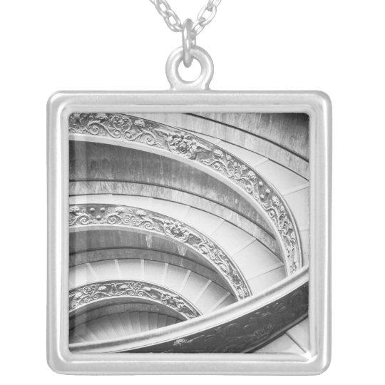 Roma escalera de Italia, Vatican Collar Plateado
