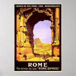 Roma expresa poster