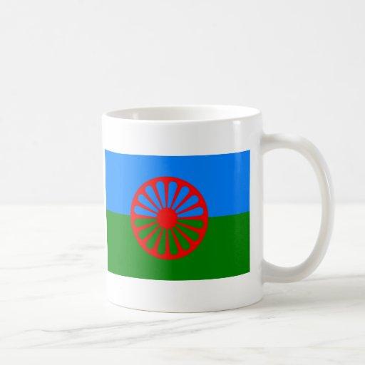 Roma Flag (Romani Flag) Coffee Mug