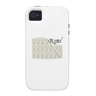 Roma Case-Mate iPhone 4 Fundas