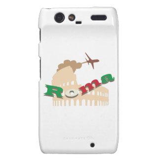 Roma Motorola Droid RAZR Carcasa