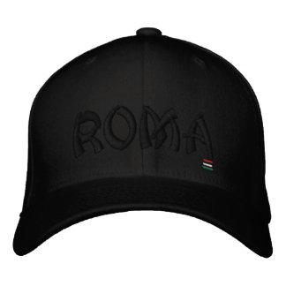 ROMA, GORRAS DE BEISBOL BORDADAS