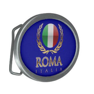 Roma Hebilla De Cinturon Oval