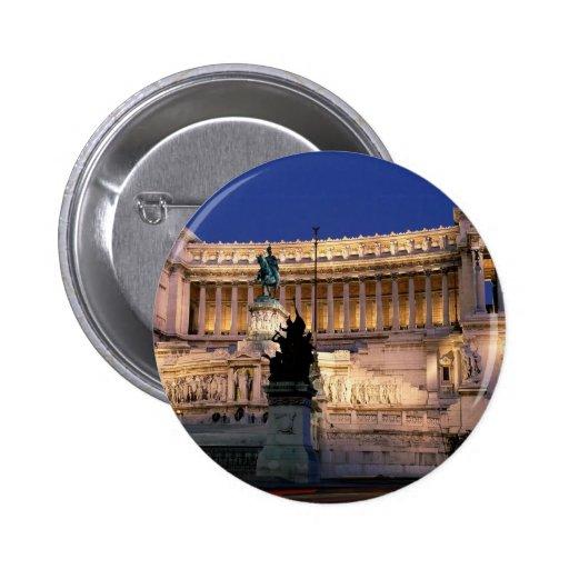 Roma hermosa, Italia Pin