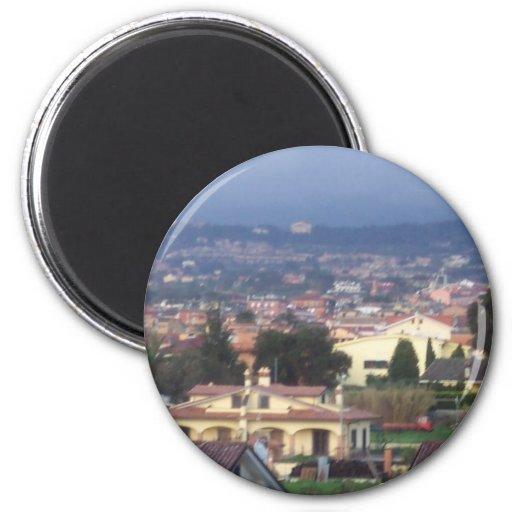 Roma Imán Redondo 5 Cm