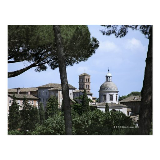 Roma, Italia 3 Postal