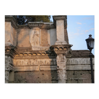 Roma, Italia 6 Postal