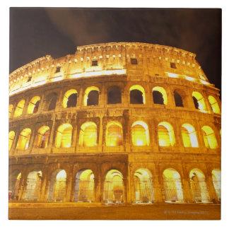 Roma, Italia 8 Azulejo Cuadrado Grande