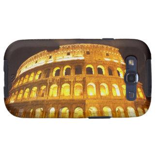 Roma, Italia 8 Galaxy SIII Funda