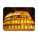 Roma, Italia 8 Imán Flexible