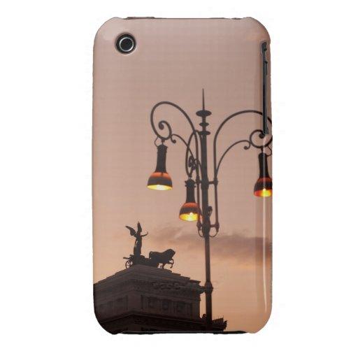 Roma, Italia 9 Case-Mate iPhone 3 Cárcasa