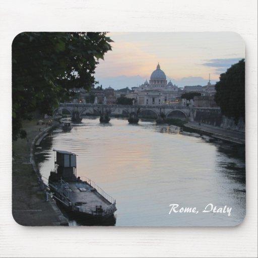 Roma, Italia Alfombrillas De Ratón