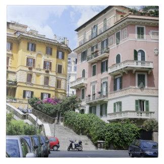 Roma, Italia Azulejo Cuadrado Grande