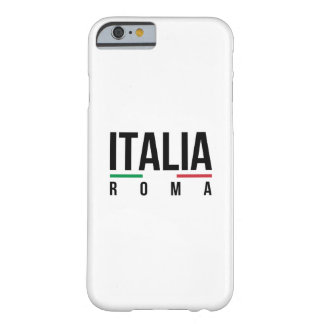 Roma Italia Barely There iPhone 6 Case