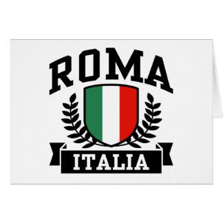 Roma Italia Card