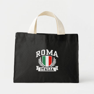 Roma Italia Mini Tote Bag