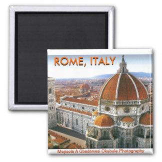 ROMA, ITALIA (Mojisola un Gbadamosi) Iman Para Frigorífico
