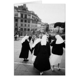 ¡Roma Italia, patrulla de la monja! (NR) Felicitaciones