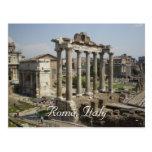 Roma, Italia Postales