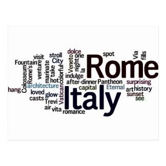 Roma Italia Postal
