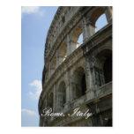 Roma, Italia Tarjeta Postal
