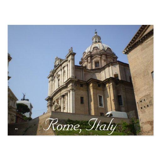 Roma, Italia Tarjetas Postales