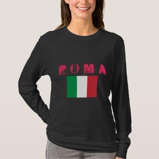 Roma, Italy, Ladies Long Sleeve Shirt