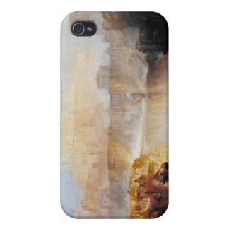 Roma - J.M.W. antiguos Turner iPhone 4 Protector