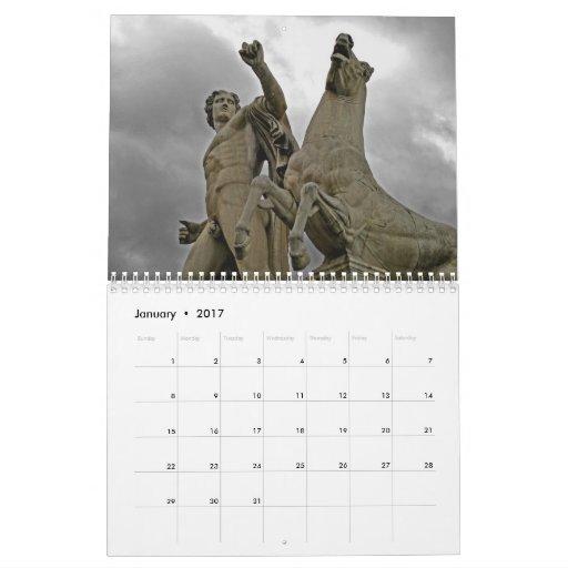 ROMA la ciudad eterna Calendarios De Pared
