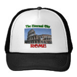 Roma la ciudad eterna gorras