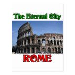 Roma la ciudad eterna postales