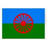 Roma, la India Felicitación
