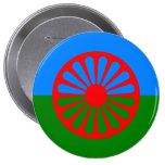 Roma, la India Pins