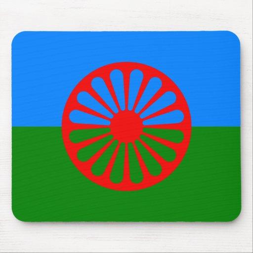 Roma, la India Tapetes De Ratón