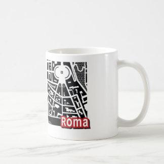 Roma map Mug