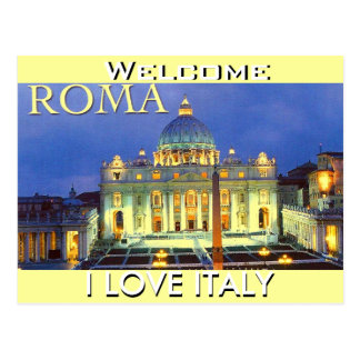 ROMA (MOJISOLA  GBADAMOSI  OKUBULE ) POSTCARD