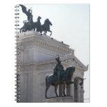 Roma. Monumento de Vittorio Manuel Libreta
