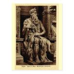 Roma, Moses, por Miguel Ángel Postales