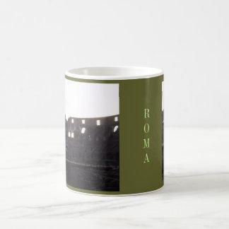 Roma Classic White Coffee Mug